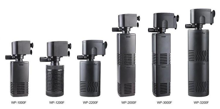 SOBO innerfilter WP2200F - 1000 l/h A