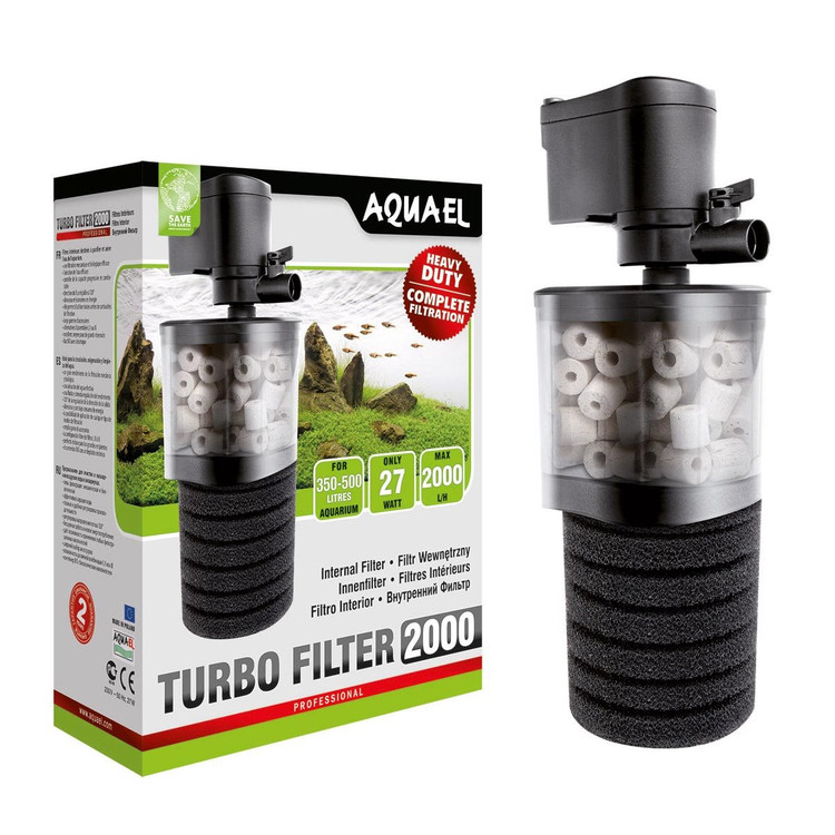 Turbo Innerfilter 2000 - Aquael