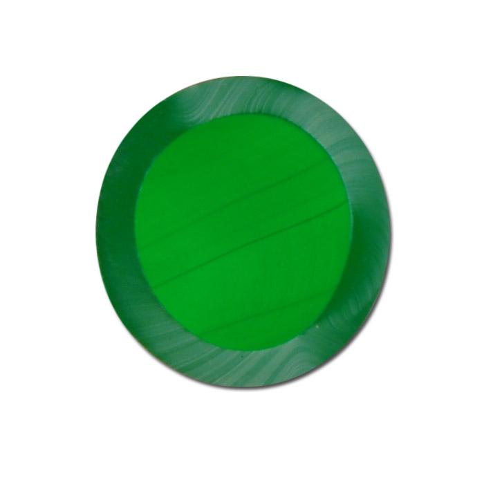 Pvc luftslang 4/6 mm - gröntonad B