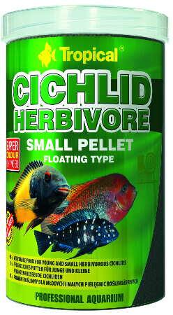 HERBIVORE - small pellet 1000 ml