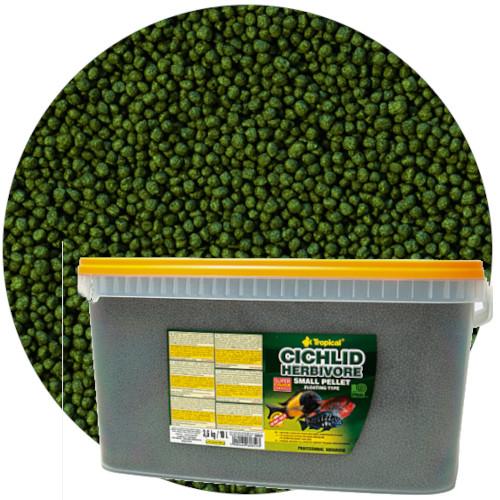 HERBIVORE - small pellet 10 liter A