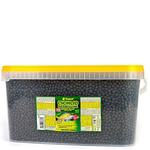 HERBIVORE - medium pellet 5 liter