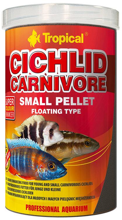 CARNIVORE - small pellet 1000 ml