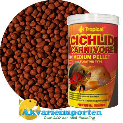 CARNIVORE - medium pellet 1000 ml A