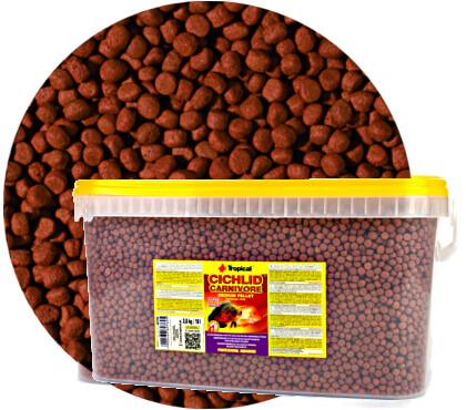 CARNIVORE - medium pellet 5 liter A