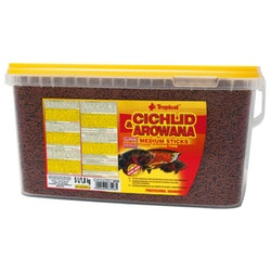 Cichlid & Arowana Sticks - Medium 5 liter