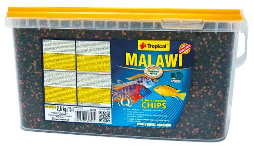 Malawi Chips 5 liter