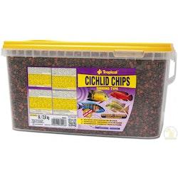 Cichlid Chips 5 liter