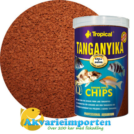 Tanganyika Chips 1000 ml A