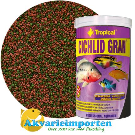 Cichlid Gran 1000 ml A
