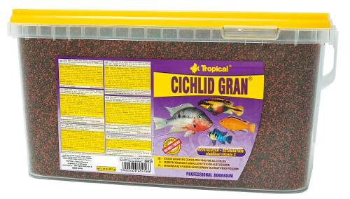 Cichlid Gran 5 liter