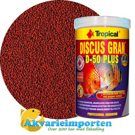 Discus Gran & D-50 Plus Granulat 1000 ml A