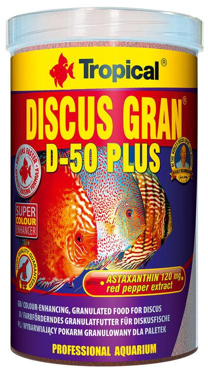 Discus Gran & D-50 Plus Granulat 1000 ml