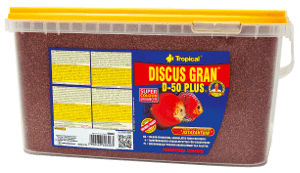 Discus Gran & D-50 Plus Granulat 10 liter