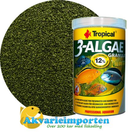 3 Algae Granulat 1000 ml A