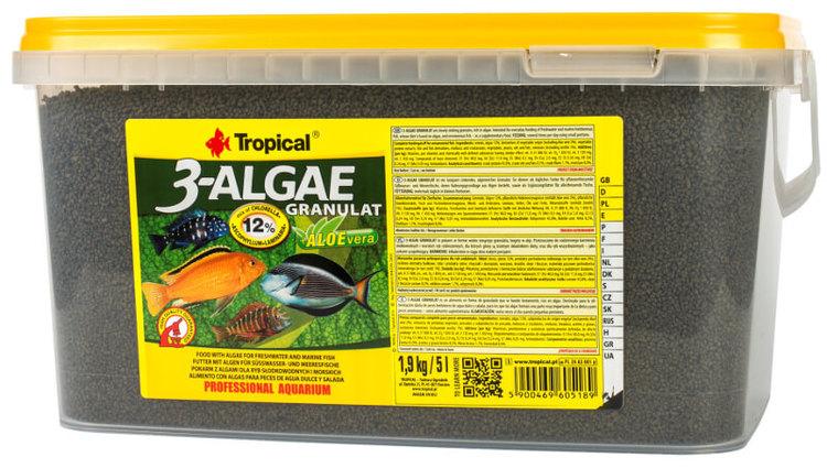 3 Algae Granulat 5 liter