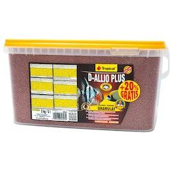D-Allio Plus Granulat (30% vitlök) 5 liter