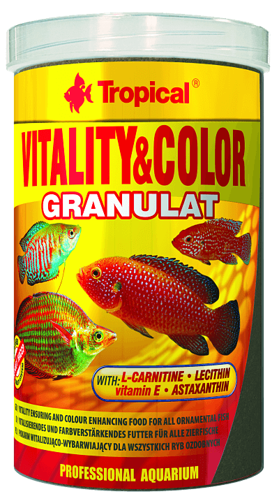 Vitality & Color Granulat 1000 ml