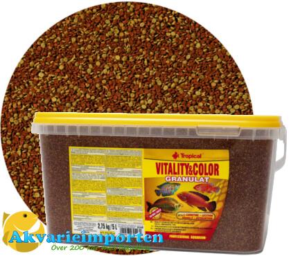 Vitality & Color Granulat 10 liter B