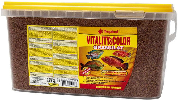 Vitality & Color Granulat 10 liter