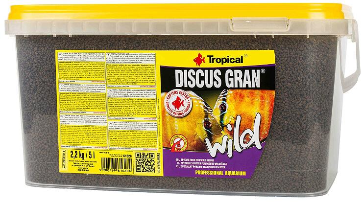Discus Gran Wild 5 liter
