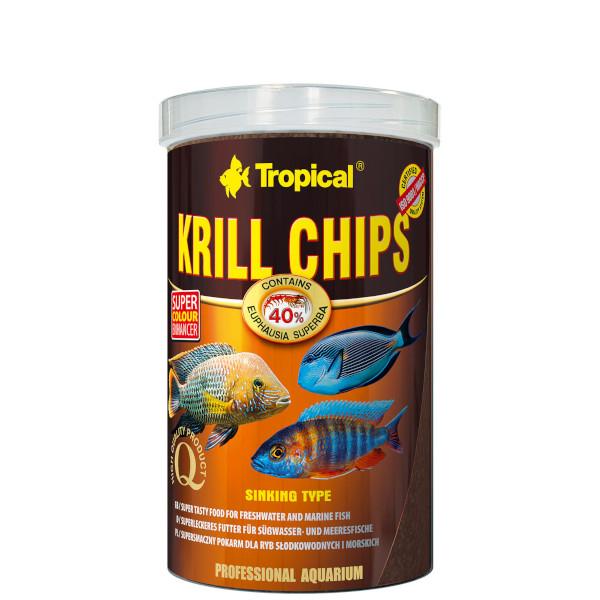 Krill Chips 1000 ml
