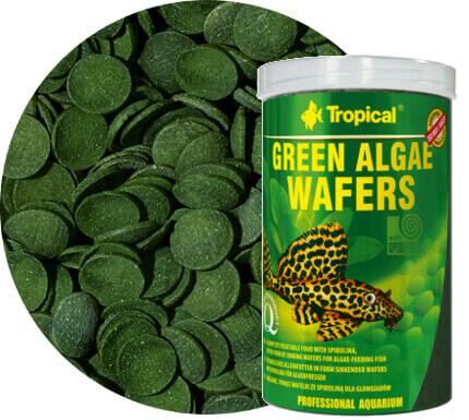 Green algae wafers 1000 ml A