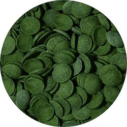 Green algae wafers - Lösvikt