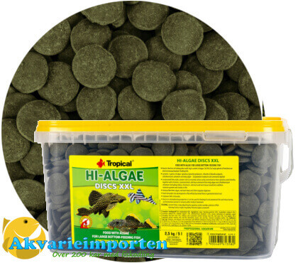 Hi-Algae Discs XXL 3 liter A