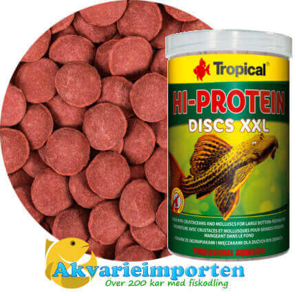 Hi-Protein Discs XXL 1000 ml A
