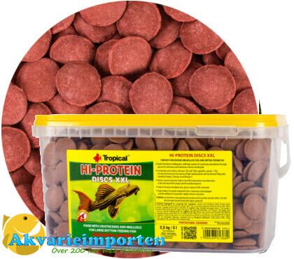 Hi-Protein Discs XXL 5 liter A
