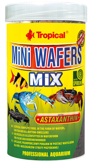 Mini wafers mix 250 ml