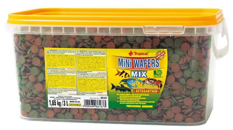 Mini wafers mix 3 liter