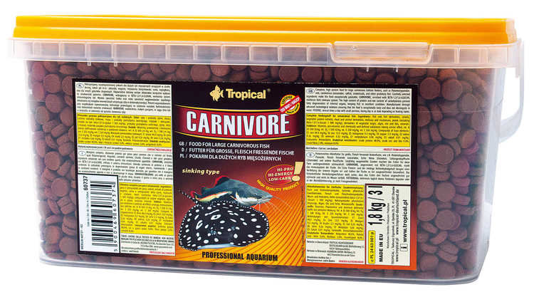 Carnivore Tabs 5 liter