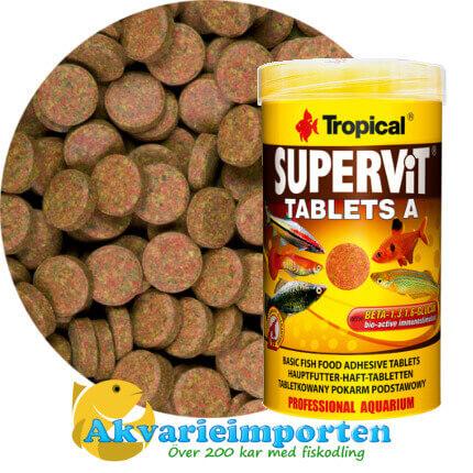 Supervit Tablets A 250 ml A