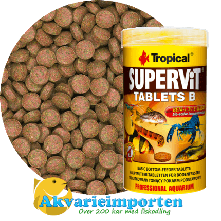 Supervit Tablets B 250 ml A
