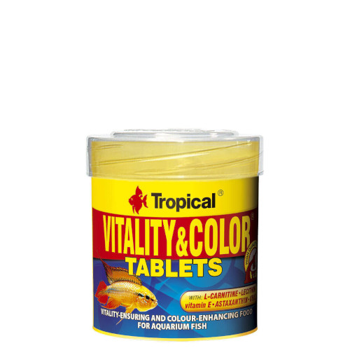 Vitality & Color Tablets A 50 ml