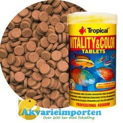Vitality & Color Tablets A 250 ml
