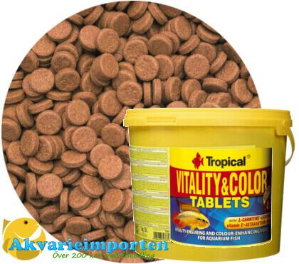 Vitality & Color Tablets A 2 liter