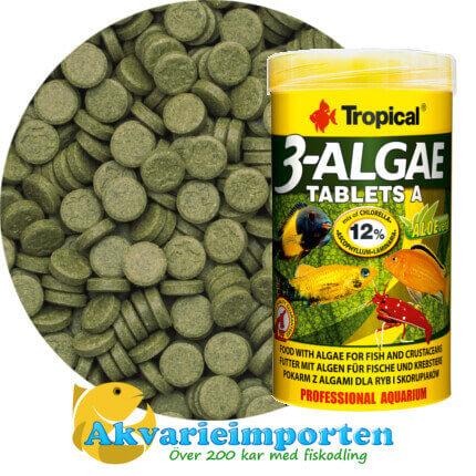 3-Algae Tablets A 250 ml A