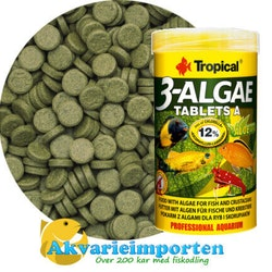 3-Algae Tablets A 250 ml