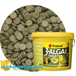 3-Algae Tablets A 2 Liter