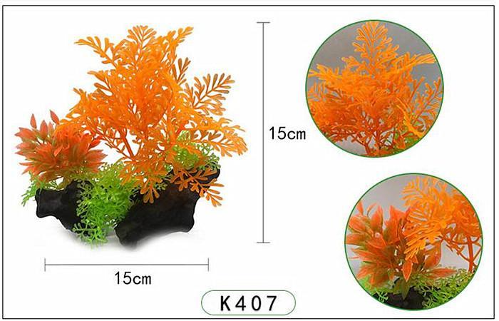 Plastväxt på rot Difformis 16 cm A