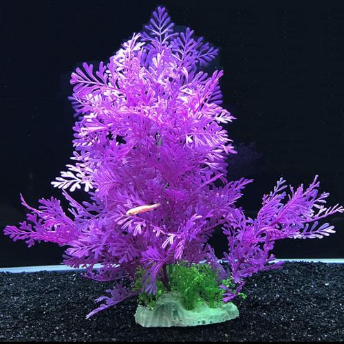 Plastväxt Difformis lila 29 cm
