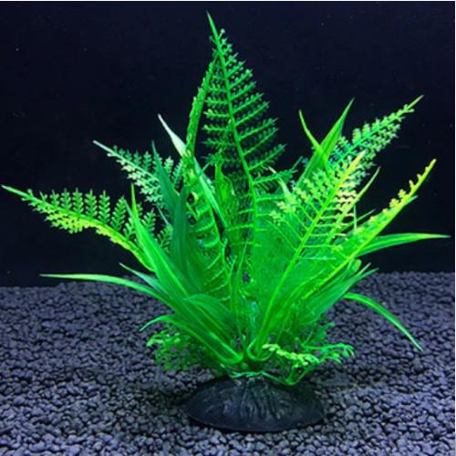 Plastväxt Fern 13 cm