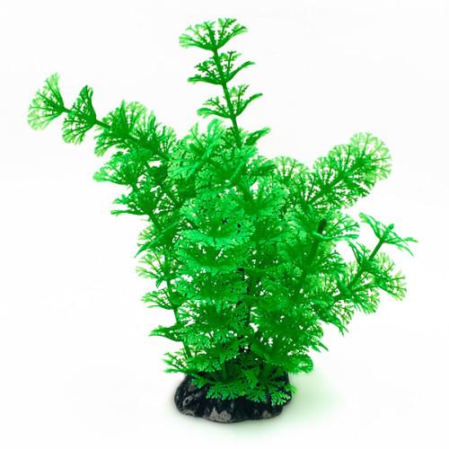 Plastväxt Cabomba grön 19 cm