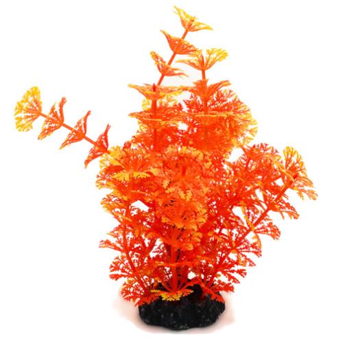 Plastväxt Cabomba orange 19 cm