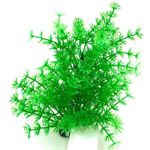 Plastväxt Hottonia grön 19 cm