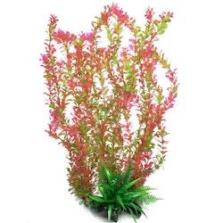 Plastväxt Rotala bonsai grön / rosa 40 cm
