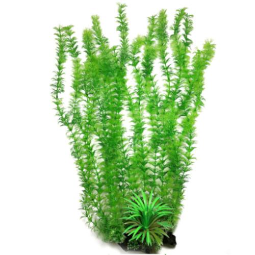 Plastväxt Cabomba green 55 cm